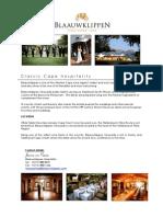 Functions Guide Valid Till September 2012