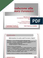 Memory Forensics UniMOL