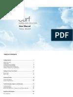 F7D2301au Surf Router