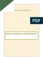 Manual de Procedimentos Do Tribunal de Contas