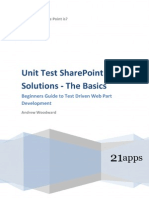 Unit Testing Share Point Solutions the Basics