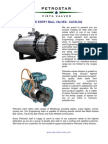 PVV Ball Valve Catalog