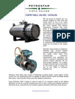 PVV Ball Valve Catalog