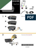 HP Deskjet 3050-Manual