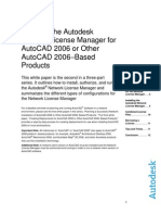 AutoCAD 2006 Installing Network License Manager0