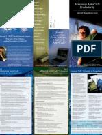 Cad Tech Brochure