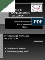 Analisis Exploratorio de Datos 3