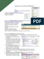 Cuaderno de Ejercicios Refworks Basic