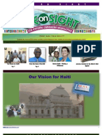 Newsletter - Eye on Sight - April 2012