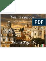 Cartel Roma Papal