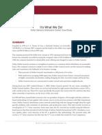 Dollar General Case Study