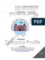 Sarimad Security Company Profile