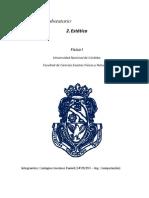 Informe de Lab Oratorio N2