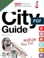 City Guide Warszawa - Przewodnik kibica