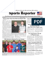 May 16 - 22, 2012 Sports Reporter