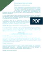 ACCIONES SANITARIAS COMPLEMENTARIAS
