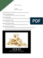 SOLID Principles