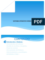 Sistema Operativo Windows Xp2970