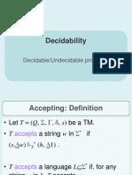 5-Decidability