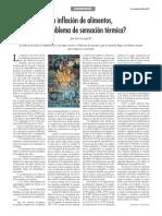 Carvajal, Nueva Cronica Febrero