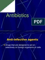 Anti-Infectives and Antibiotics