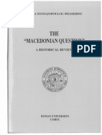 The Macedonian Question