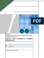 BTS3000V100R009C00SPC079-Upgrade-Guide-V100R008-to-V100R009-M2000-Based