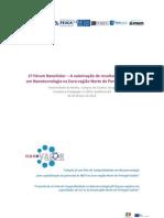 1º Fórum NanoValor-programa