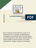 Terapia Cognitivo Conductual 6 Clase