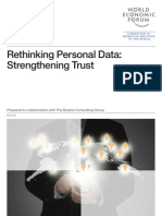 WEF IT Rethinking Personal Data Report 2012