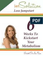 6 Weeks to Kick Start Your Metabolism Isabel de Los Rios