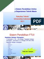 Sosialisasi Sistem Pendidikan Akademis (Version Elektronik 2011