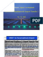 Operational Readiness & Airport Transfer 1