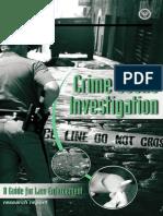 FBI - Crime Scene Investigation