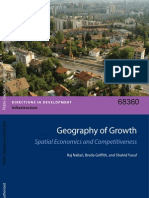 Geography of Growth