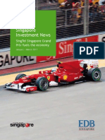 Singapore Investment News January - March 2011