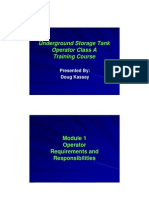 KPE - Class a&B Operator Training Presentation