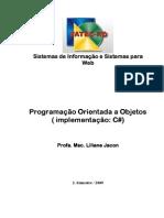 ApostilaFatec - Programação orientada a objetos.pdf