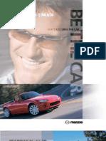 2006 Mx5 Brochure