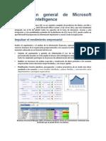 Descripción general de Microsoft Business Intelligence