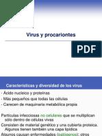 Virus y Procariontes