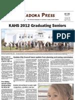 Kadoka Press, May 17, 2012