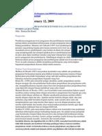 Artikel Teori konstruktivisme