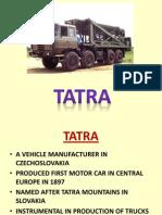 Tatra Deal