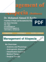 Alopecia and Hair Restoration