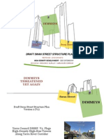 Save Dimmeys. Draft Swan Street Structure Plan V2 - RESPONSE.