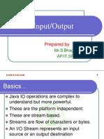 II(Java)Io&Thread