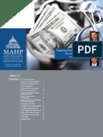MAHP Annual 2011 Annual Report