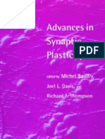 Baudry M - Advances in Synaptic Plasticity