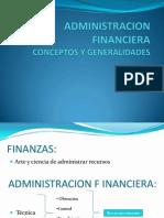 Las Finanzas y Su Relacion Con Otras Areas